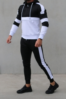jogging white/black