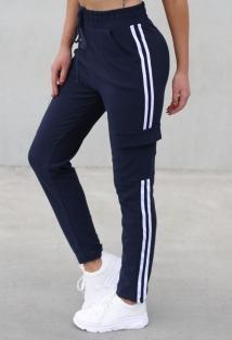 pants dark blue