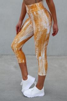 legging yellow