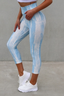 legging light blue