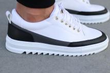 shoes white-gray