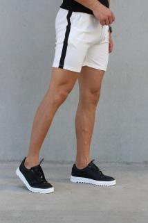 short white