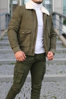 jacket kaky