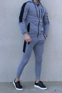 jogging grey-black