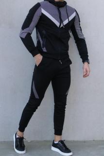 jogging black