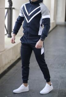 jogging navy bleu