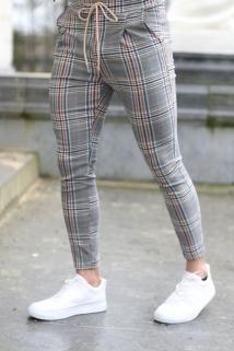 pants caro grey