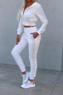 tracksuit white