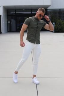 shirt khaky
